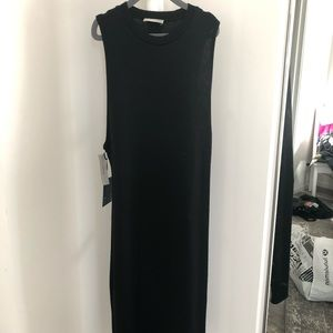 Wilfred XS black basic dress NWT